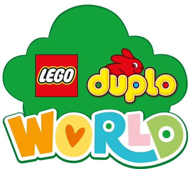 LEGO DUPLO World Logo